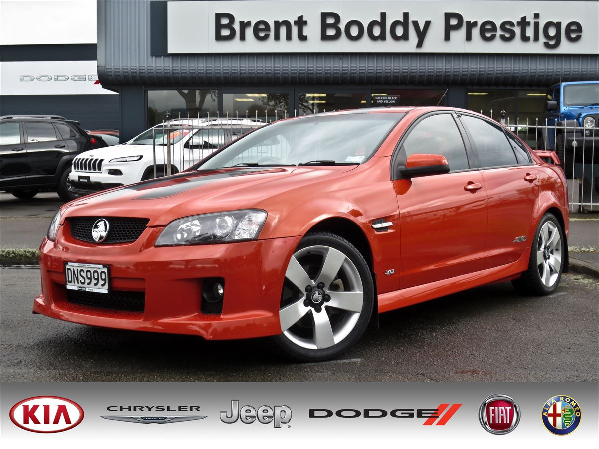 holden commodore ss v 2006 brent boddy prestige the home of new and used chrysler jeep. Black Bedroom Furniture Sets. Home Design Ideas
