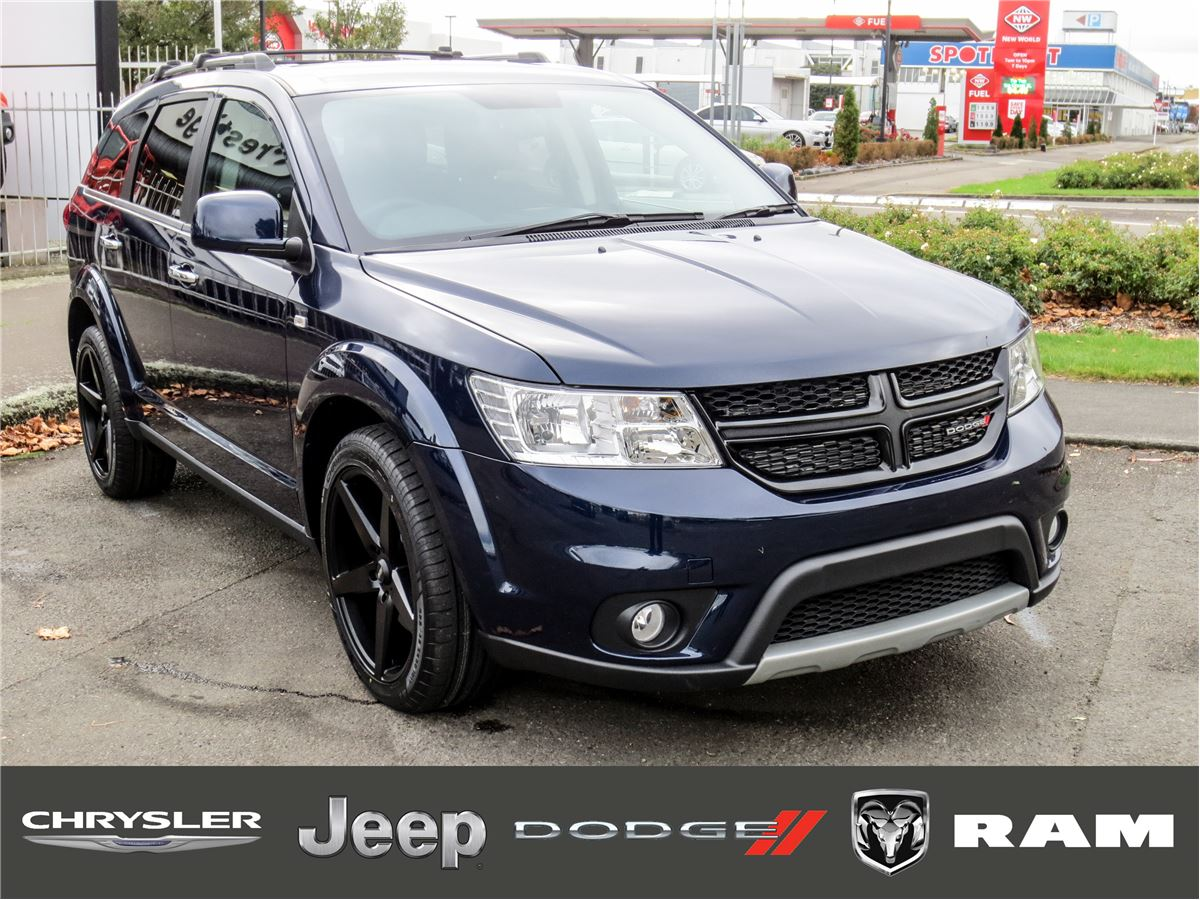 dodge journey r t 3 6 v6 petrol auto 2017 brent boddy prestige the home of new and used kia. Black Bedroom Furniture Sets. Home Design Ideas
