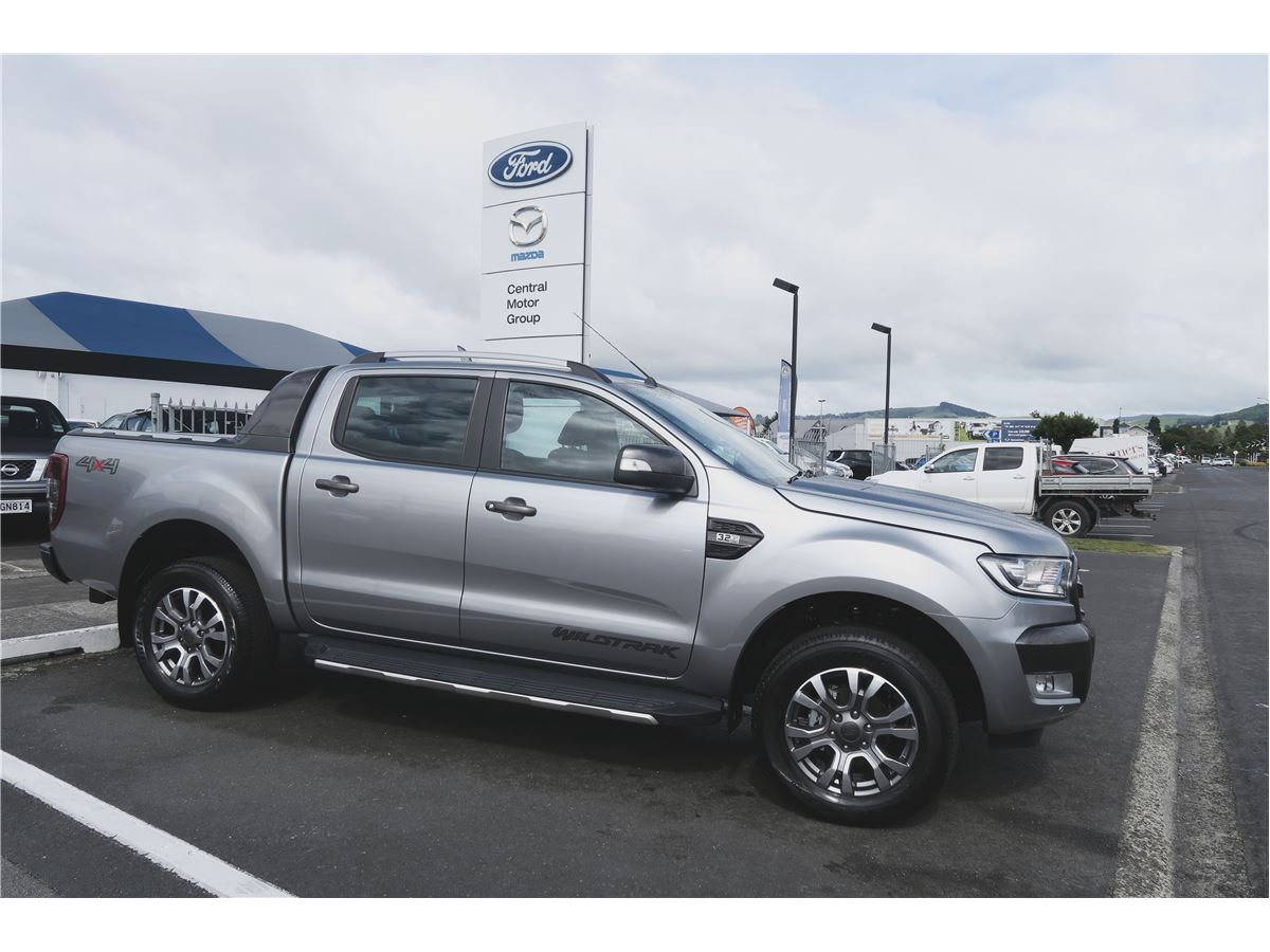 ford ranger 2017 used fords for sale in new zealand. Black Bedroom Furniture Sets. Home Design Ideas