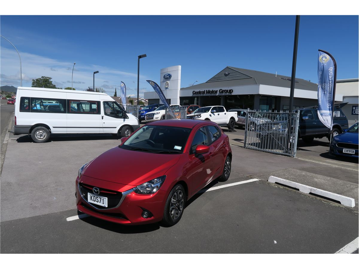 Mazda 2 Gsx Auto 2017 Central Motor Group Taupo 39 S