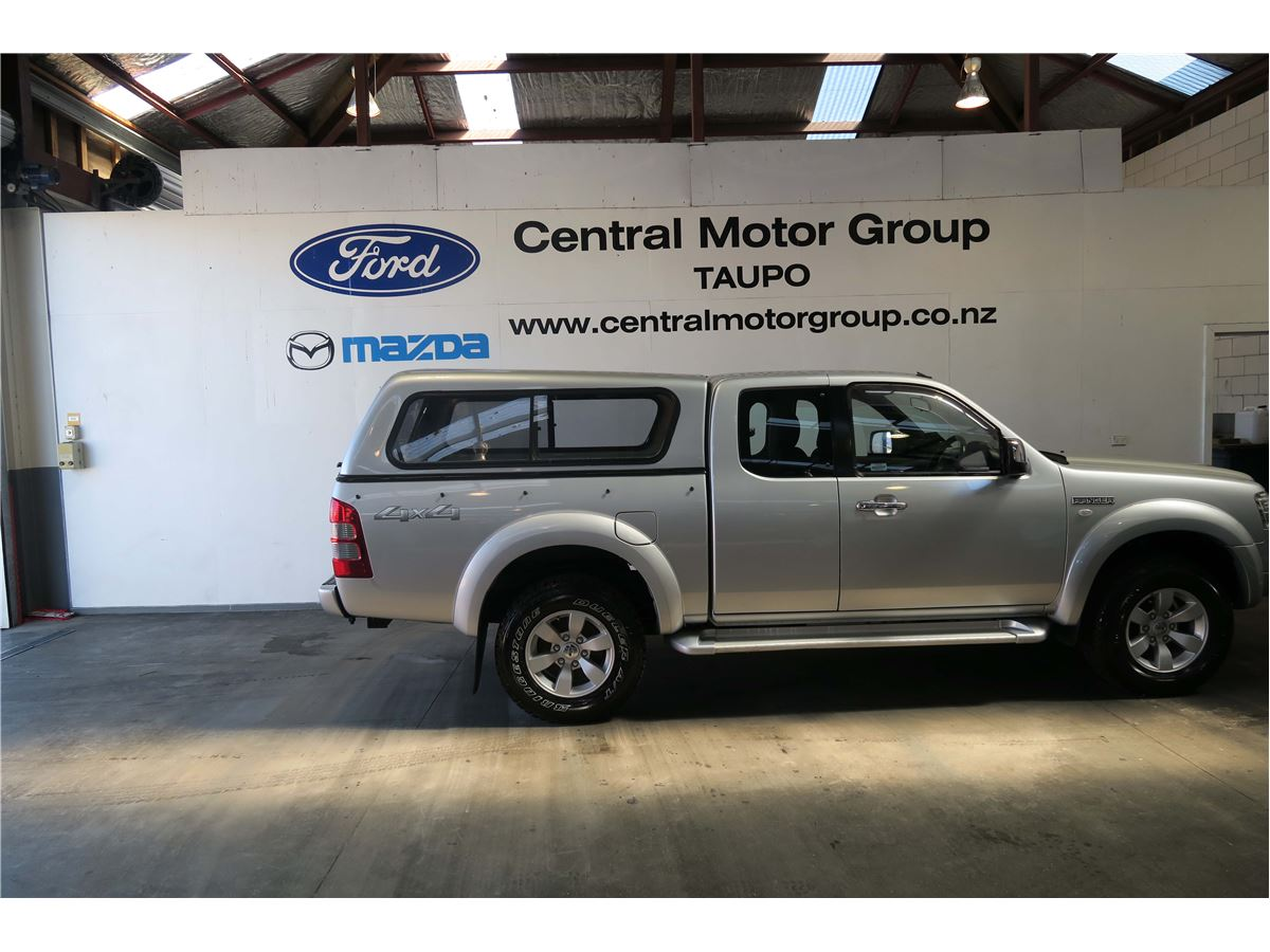 Ford Ranger 2007 Used Fords For Sale In New Zealand