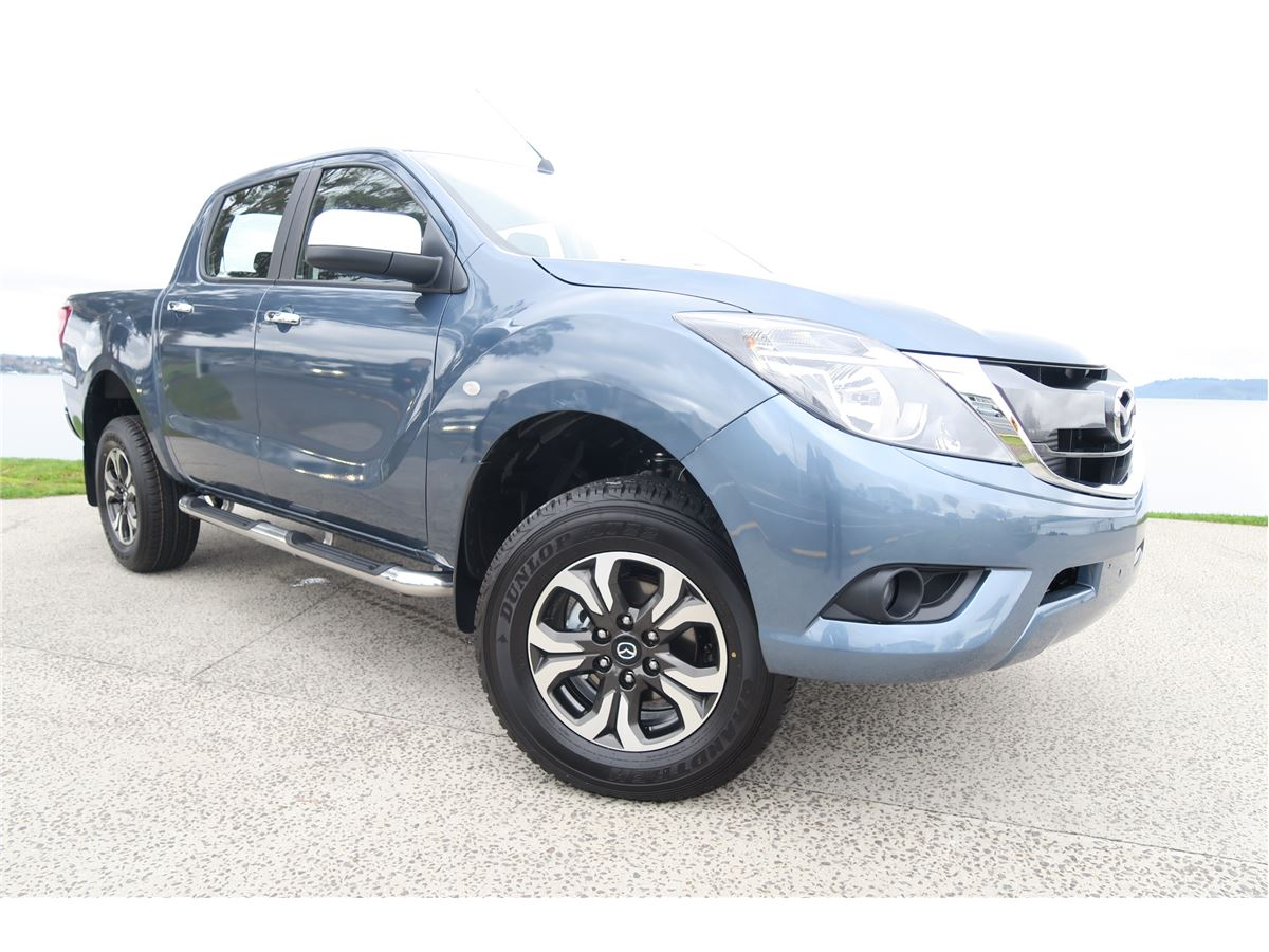 mazda bt-50 gsx 4wd auto 2017 - central motor group - taupo's