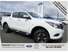 mazda bt-50 4x2 gsx auto d/cab 2017 - central motor group