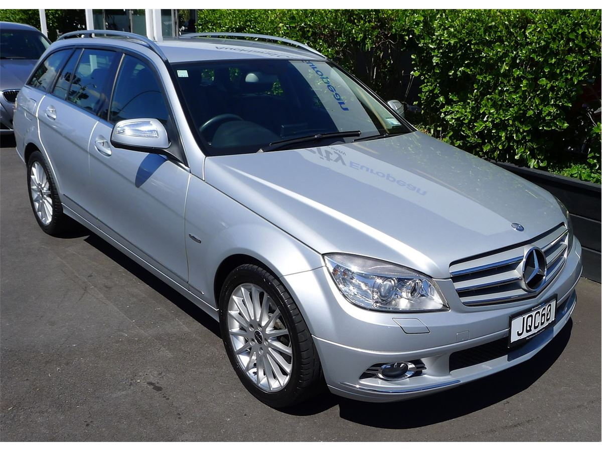 mercedes benz c250 wagon on sale 2009 auckland city bmw new used demo bmw vehicles for. Black Bedroom Furniture Sets. Home Design Ideas