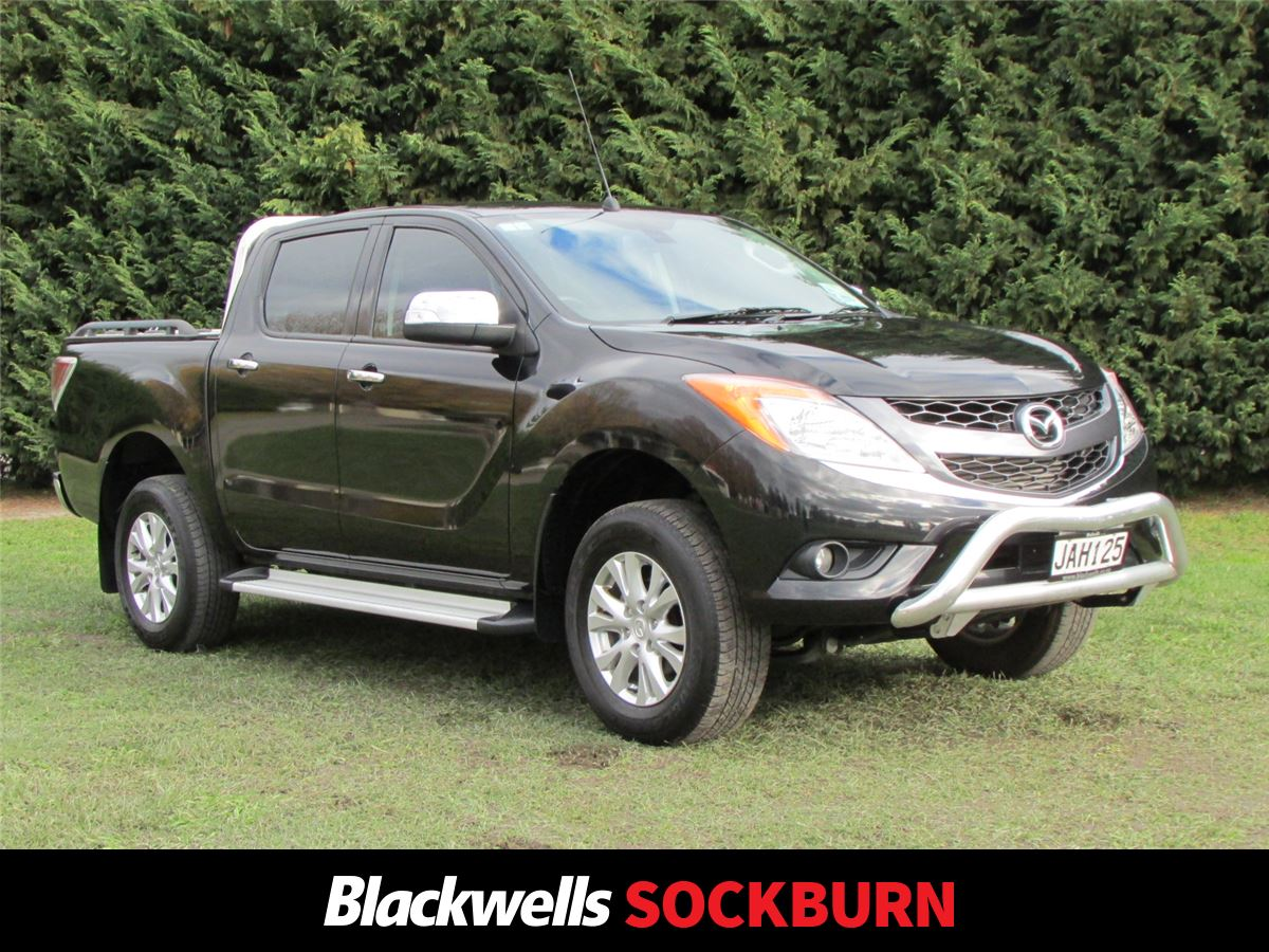 mazda bt-50 double cab 2wd limited 2015 - blackwells | new, used