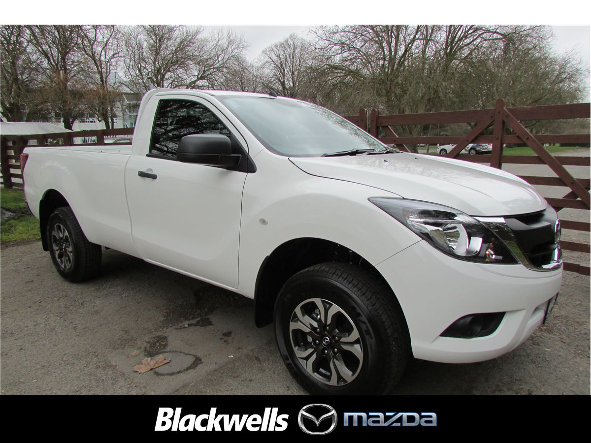 mazda bt-50 glx 4x2 single cab wellside 2017 - blackwells | new