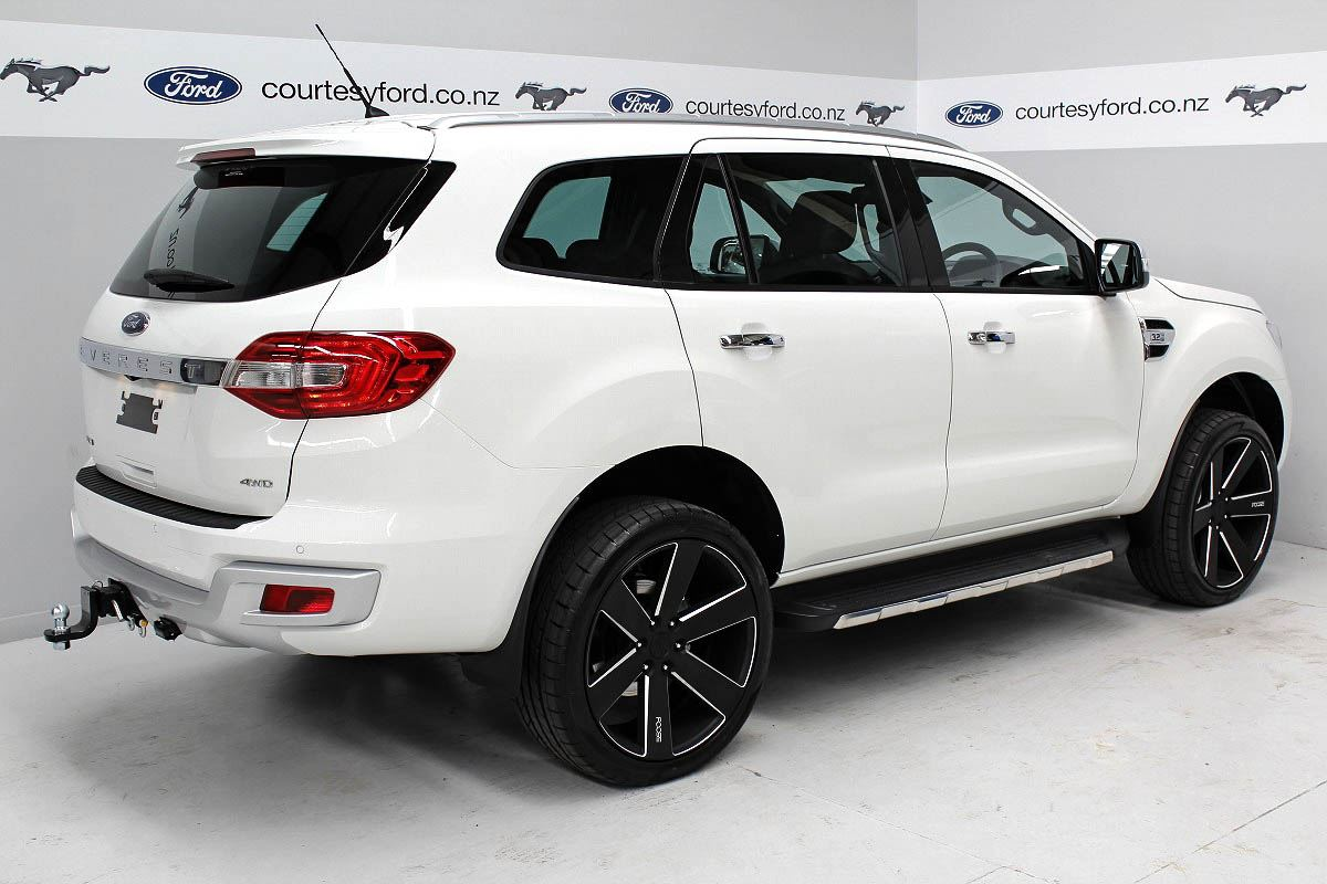 Ford Everest 2017 Used Fords For Sale In New Zealand Second Hand Ford Cars From Authorised