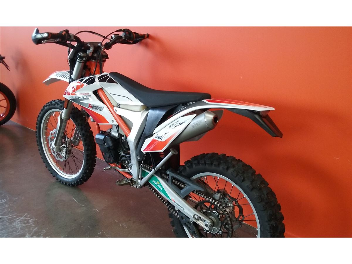 ktm freeride 250 hard to find model 2014 cyclespot new and used honda bmw ktm ducati. Black Bedroom Furniture Sets. Home Design Ideas