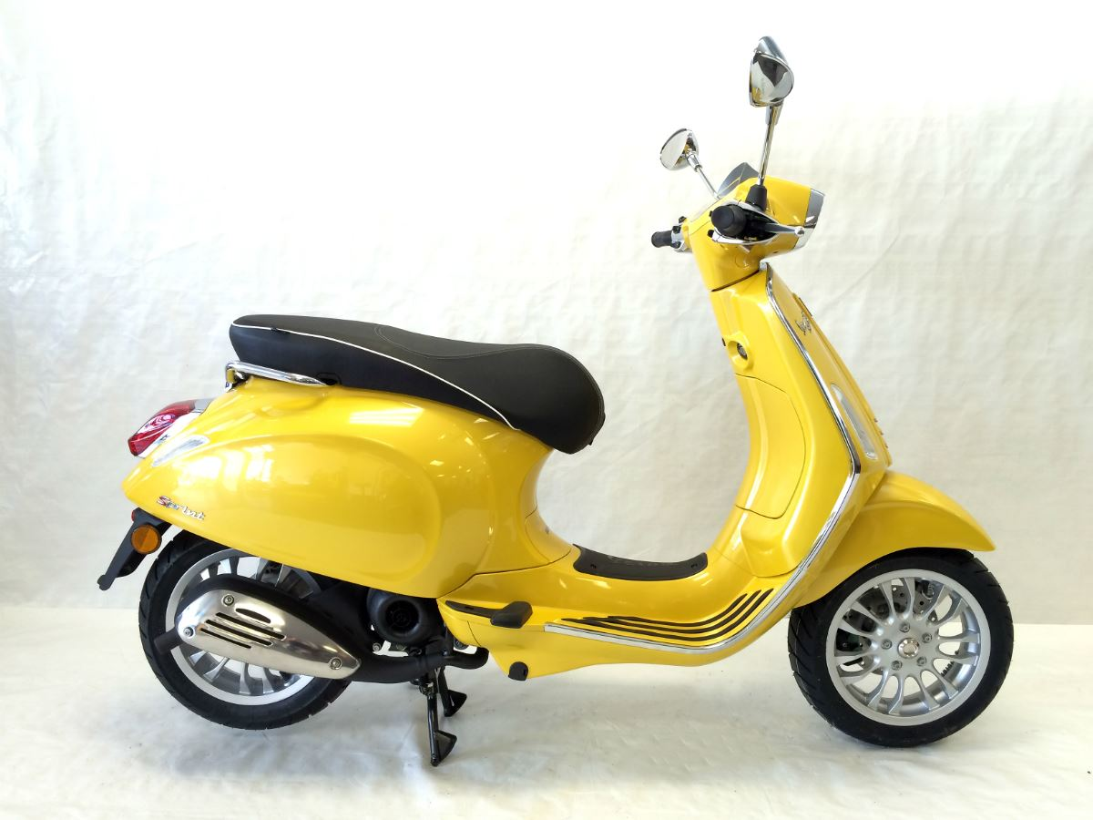vespa sprint 50 0 cyclespot new and used honda bmw. Black Bedroom Furniture Sets. Home Design Ideas