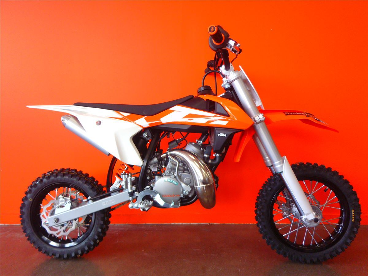 ktm 50 sx only one left 2016 cyclespot new and used honda bmw ktm ducati husqvarna. Black Bedroom Furniture Sets. Home Design Ideas