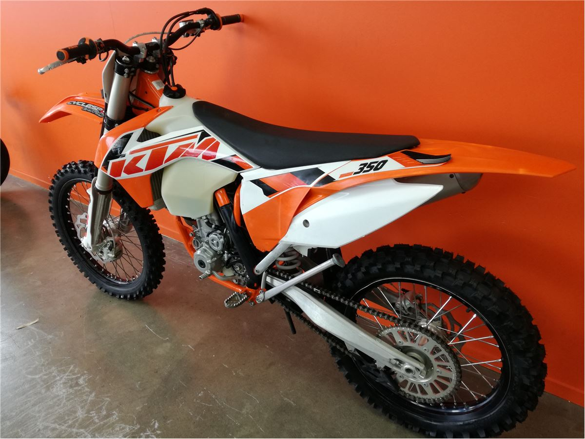 Ktm 350 Xcf >> KTM 350 XCF ** SAVE $$$ ** 2015 - Cyclespot - New and Used ...
