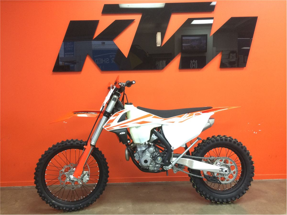 Ktm 250 Xc F 250 Xcf 2017 Cyclespot New And Used