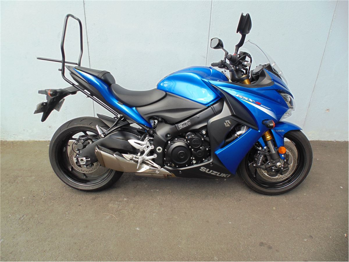 suzuki gsx s1000f abs tc low kms 2016 cyclespot new and used honda bmw ktm ducati. Black Bedroom Furniture Sets. Home Design Ideas
