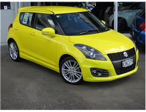 2017 Suzuki Swift Sport Manual Nz New From Euro Car Suzuki