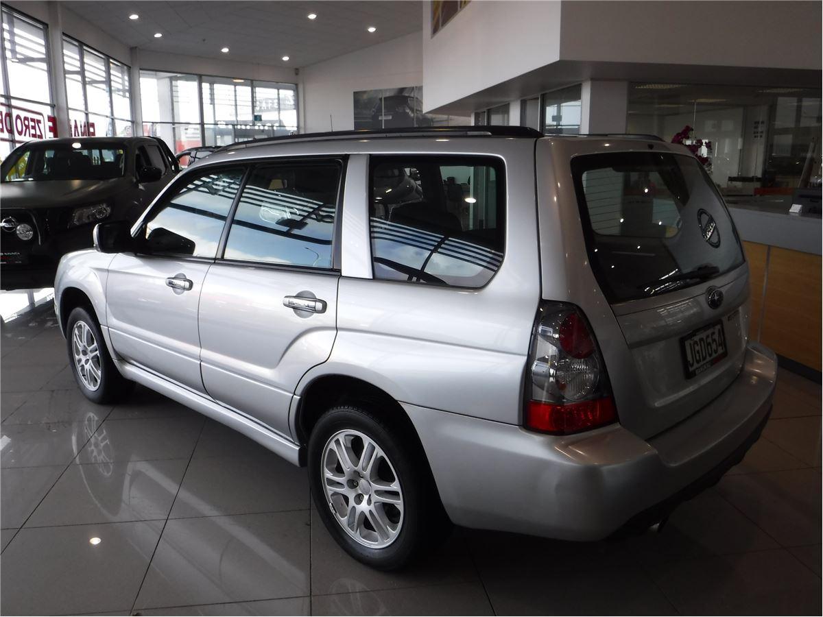 Subaru Forester 2 0 Auto Low Low Kms 2005 Manukau
