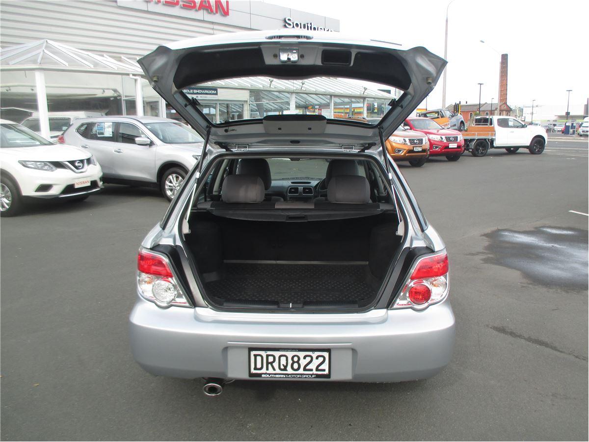 Subaru Impreza 2 0 Manual Nz New 2006 Southern Motor