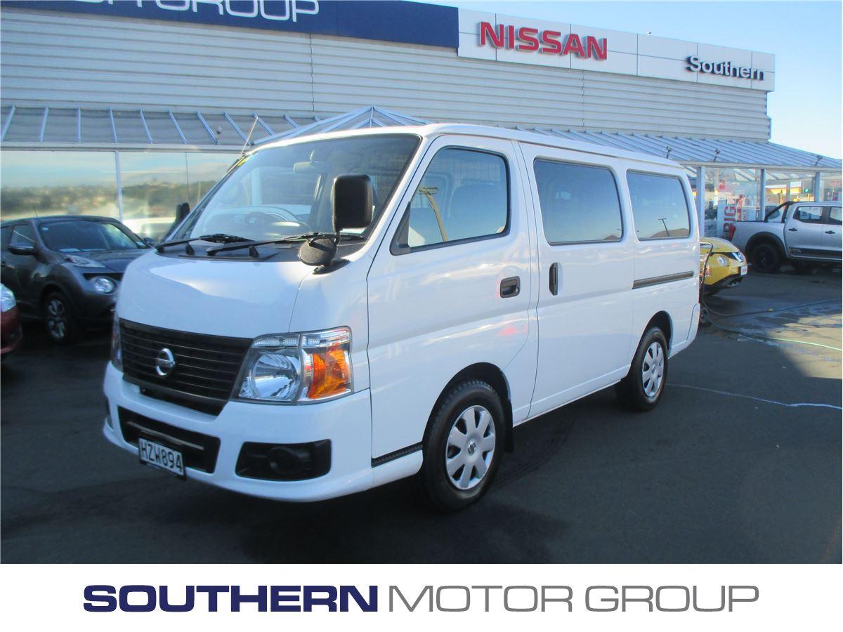Nissan caravan 3 0 diesel 2009 southern motor group Southern motors used cars