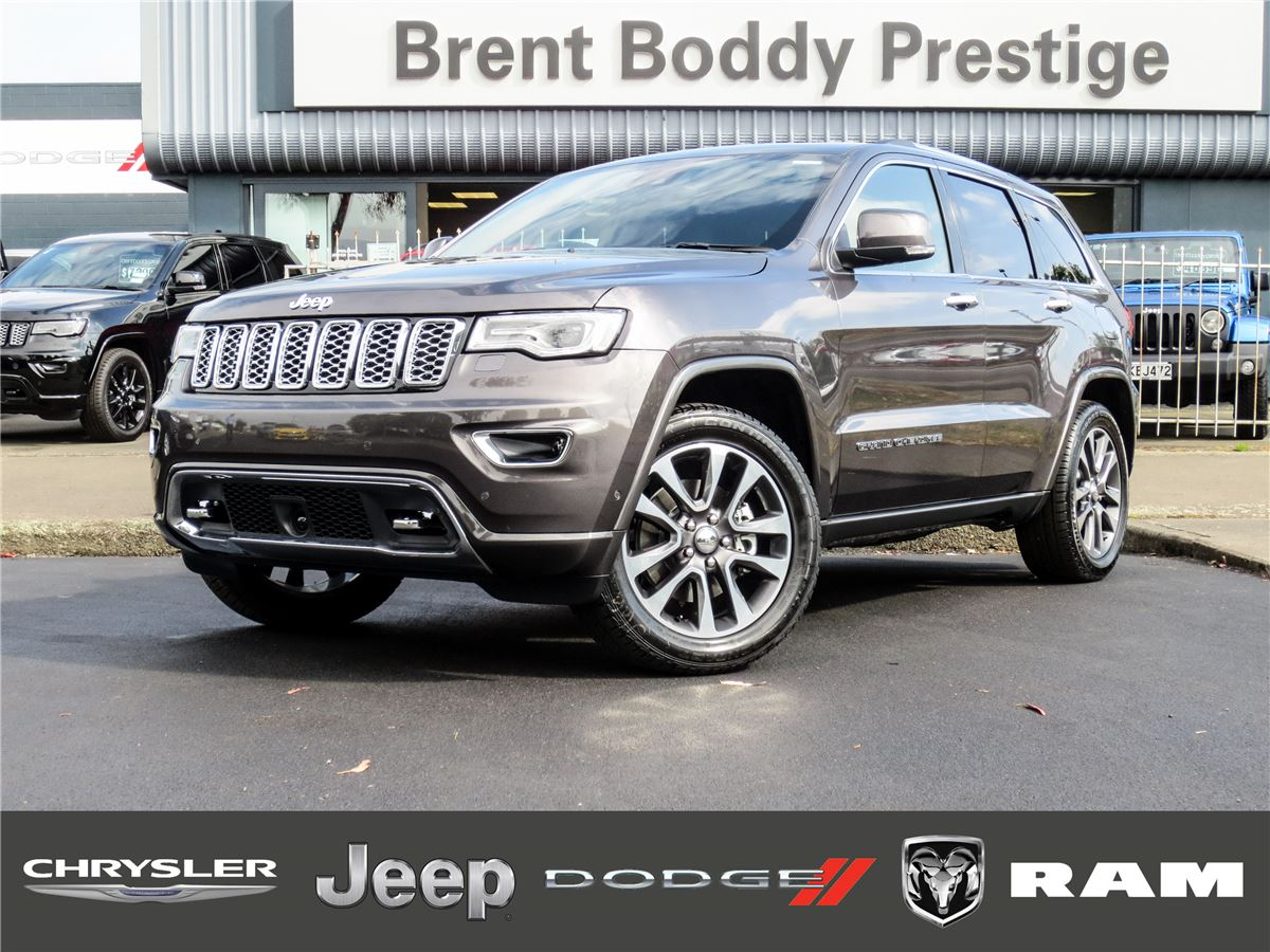 Jeep Grand Cherokee OVERLAND MY18 3.0 CRD 2018   Brent Boddy Prestige, The  Home Of New And Used Kia, Chrysler, Jeep, Dodge, RAM, Alfa Romeo, Fiat  Vehicles ...