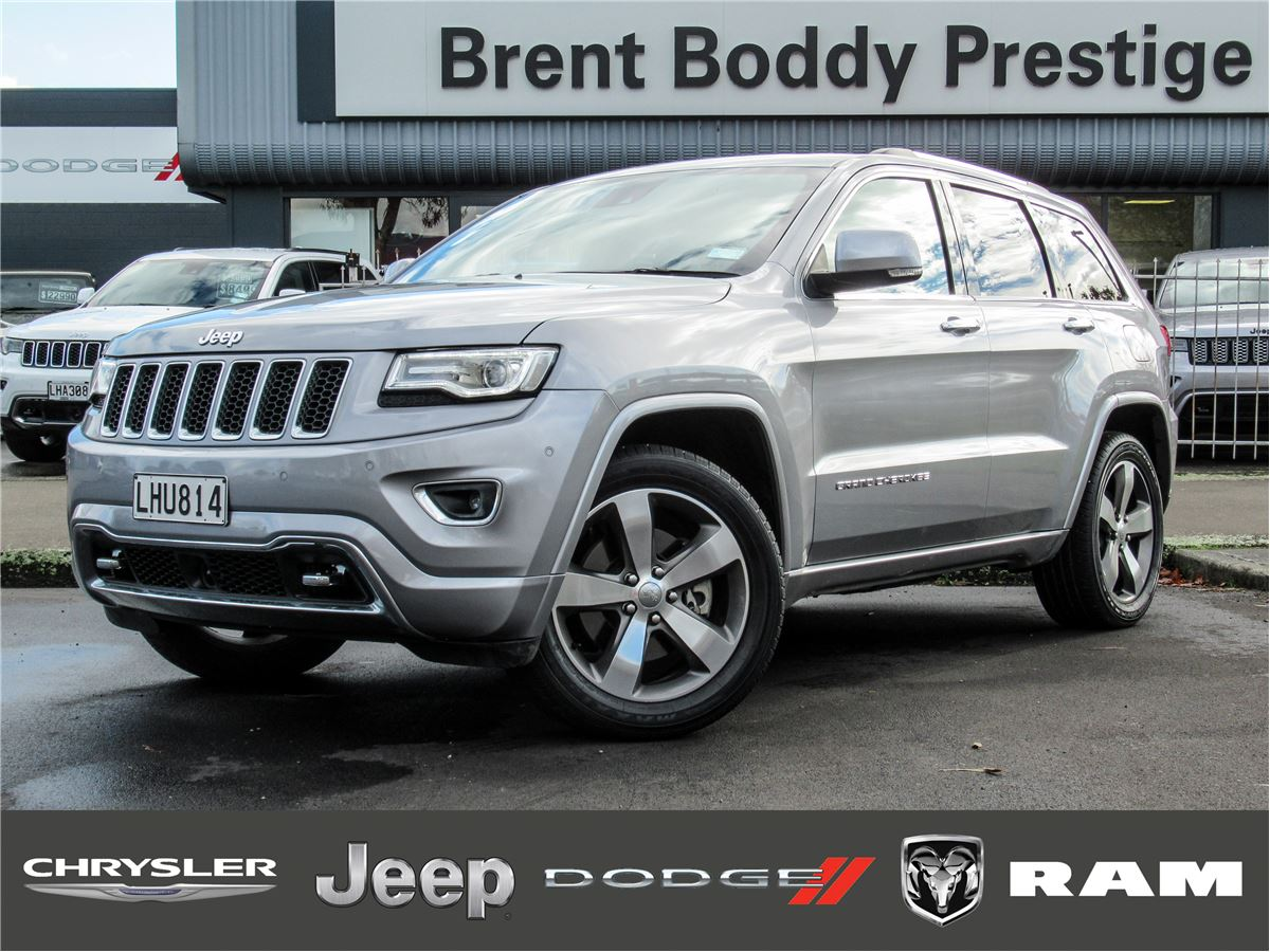 Jeep Grand Cherokee OVERLAND 5.7 V8 2014   Brent Boddy Prestige, The Home  Of New And Used Kia, Chrysler, Jeep, Dodge, RAM, Alfa Romeo, Fiat Vehicles  In ...