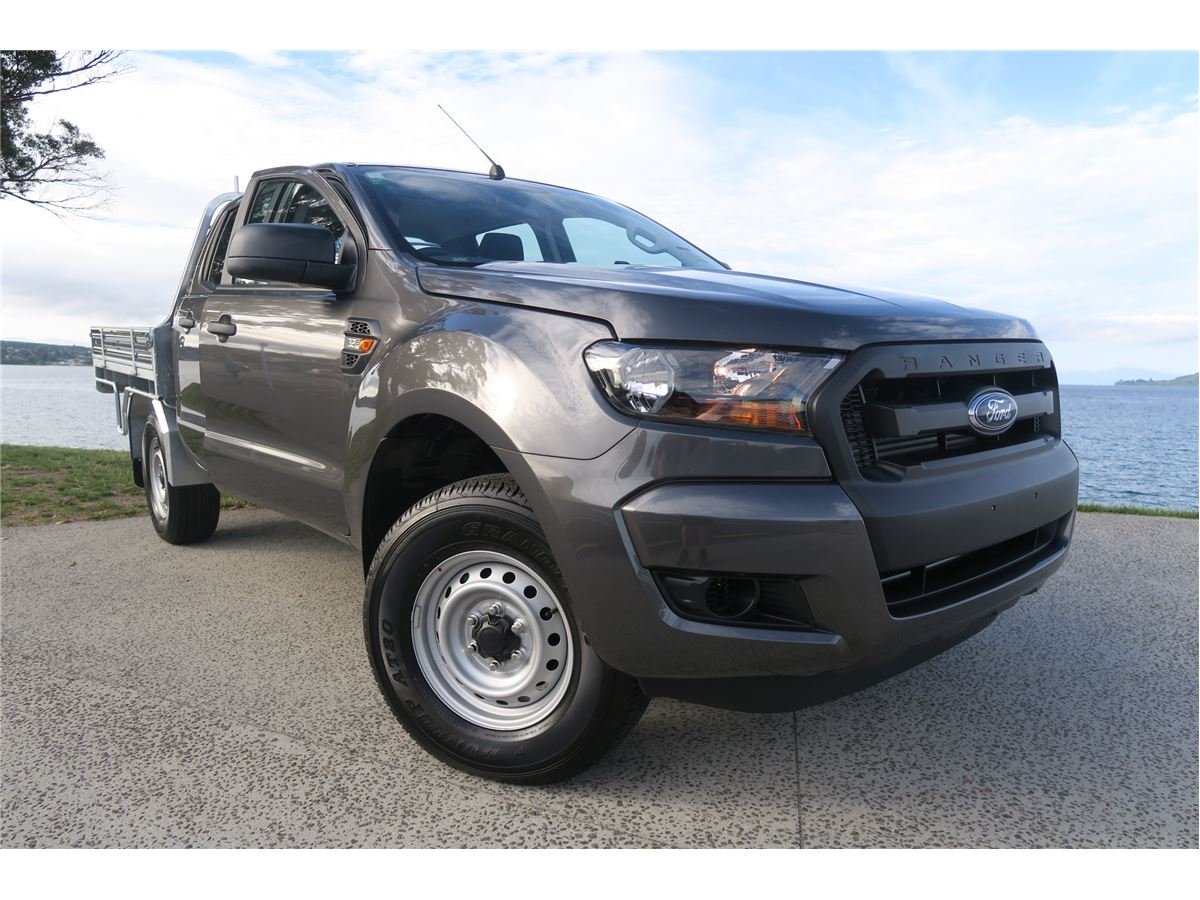 Ford ranger xl double cab 2018 central motor group taupos biggest and most successful motor vehicle dealership ford and mazda taupo new zealand