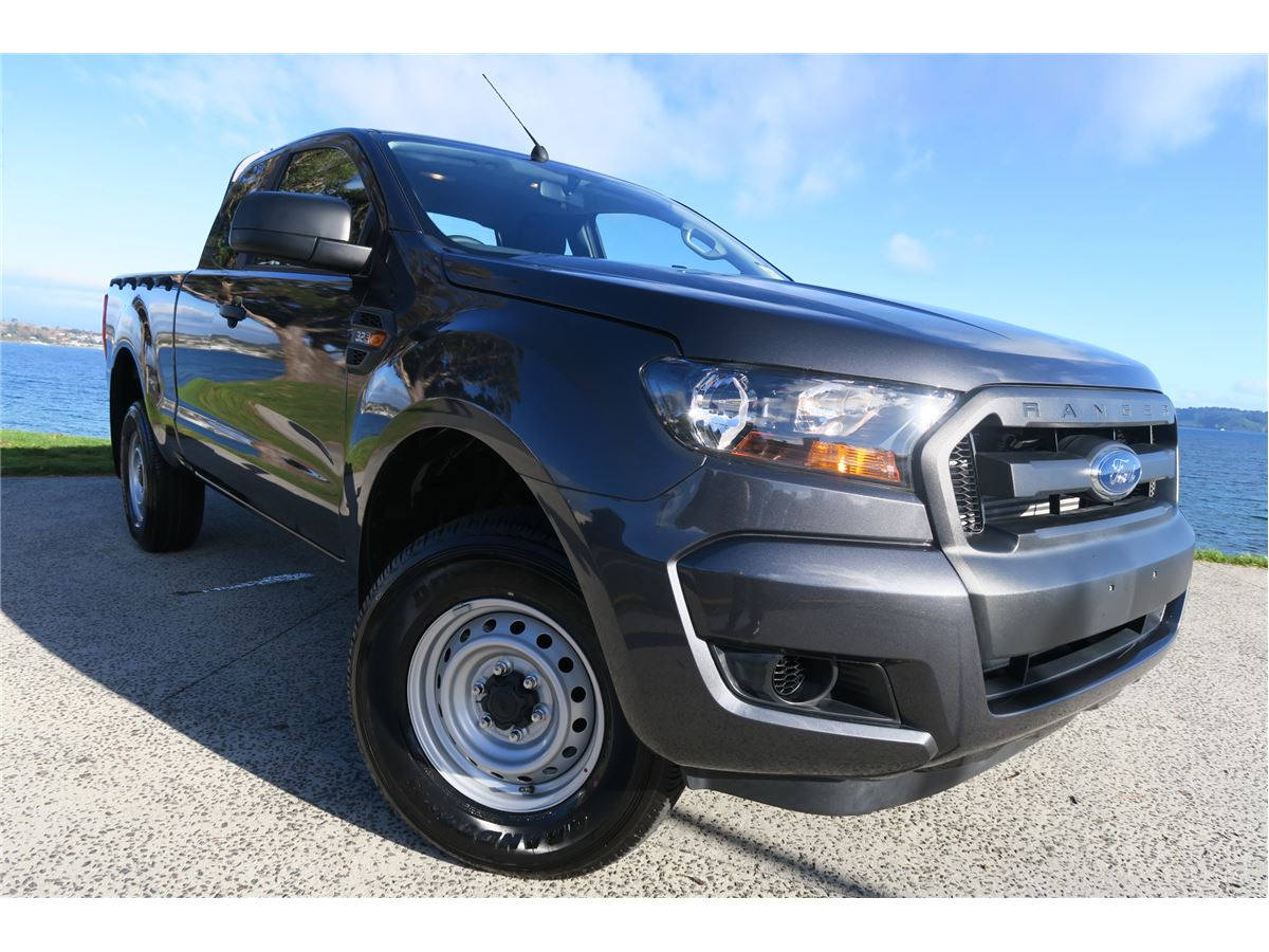 Ford Ranger Xl Super Cab W S 2018 Central Mazda New And Used In Taupo Vehicle Parts Servicing North Island Nz