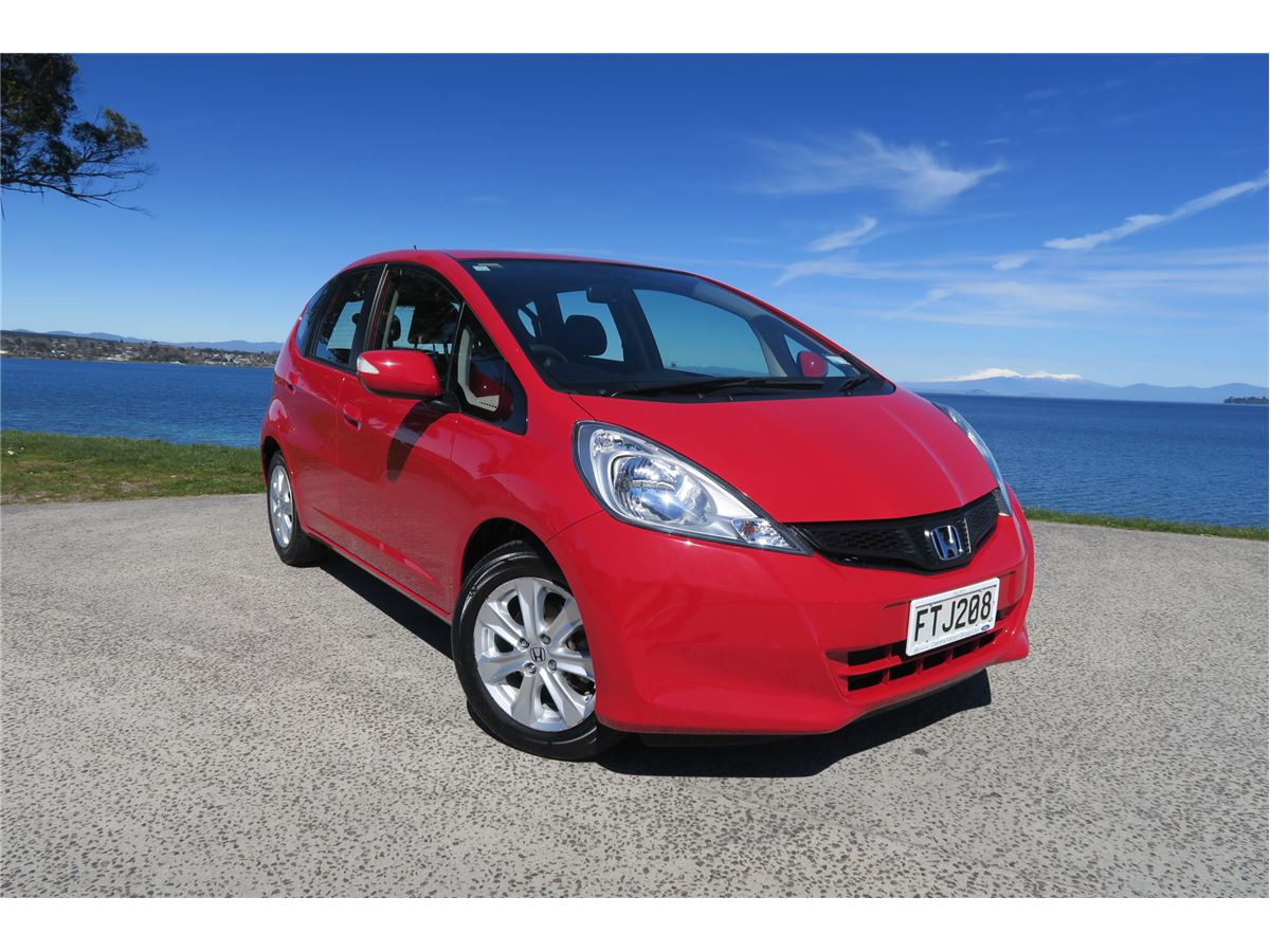 Honda Jazz 1.3S 2011 - Central Motor Group - Taupo's biggest and most  successful motor vehicle dealership Ford and Mazda, Taupo, New Zealand.