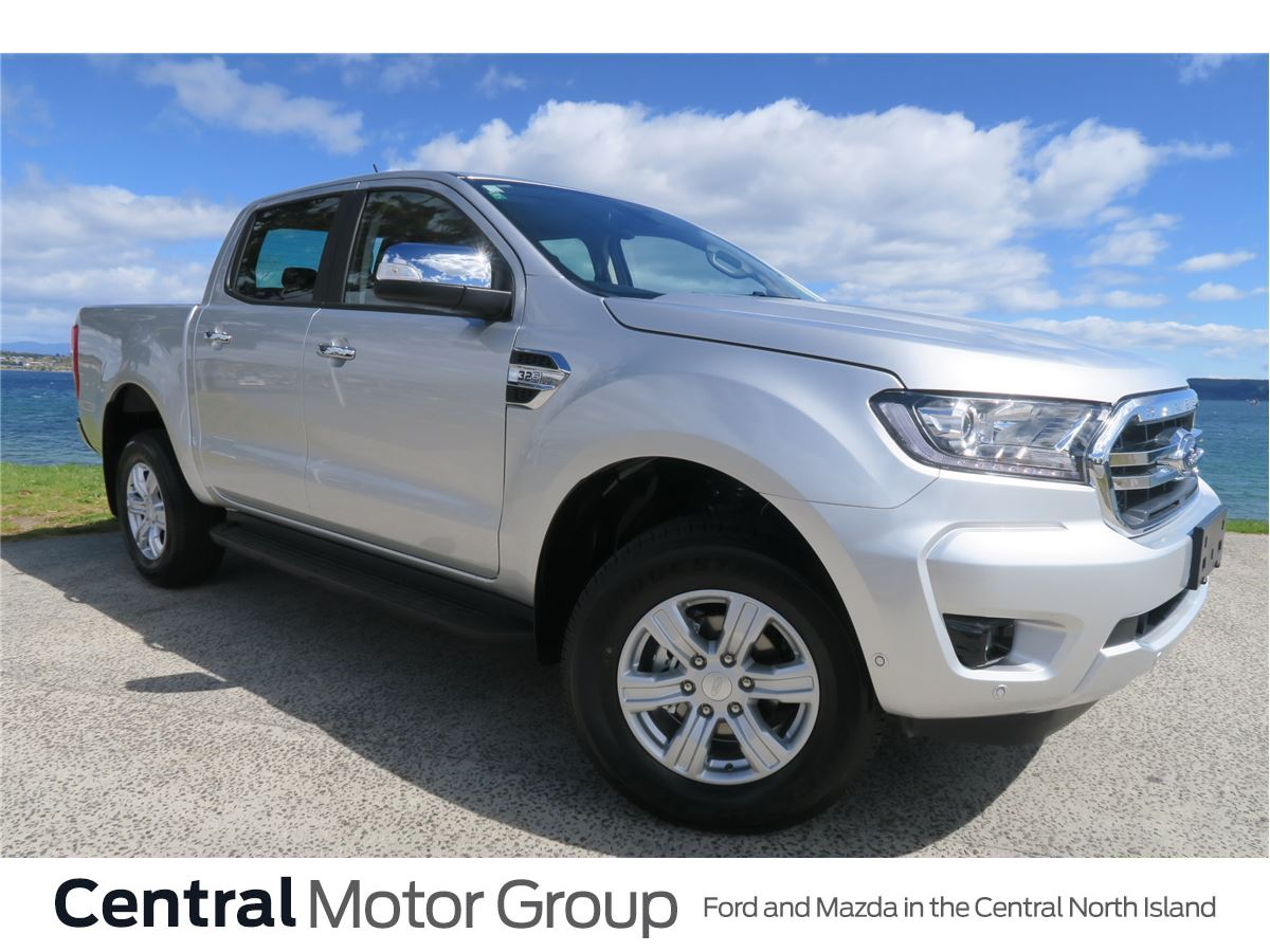 Ford ranger xlt double cab 4x2 2019 central motor group taupos biggest and most successful motor vehicle dealership ford and mazda taupo new zealand