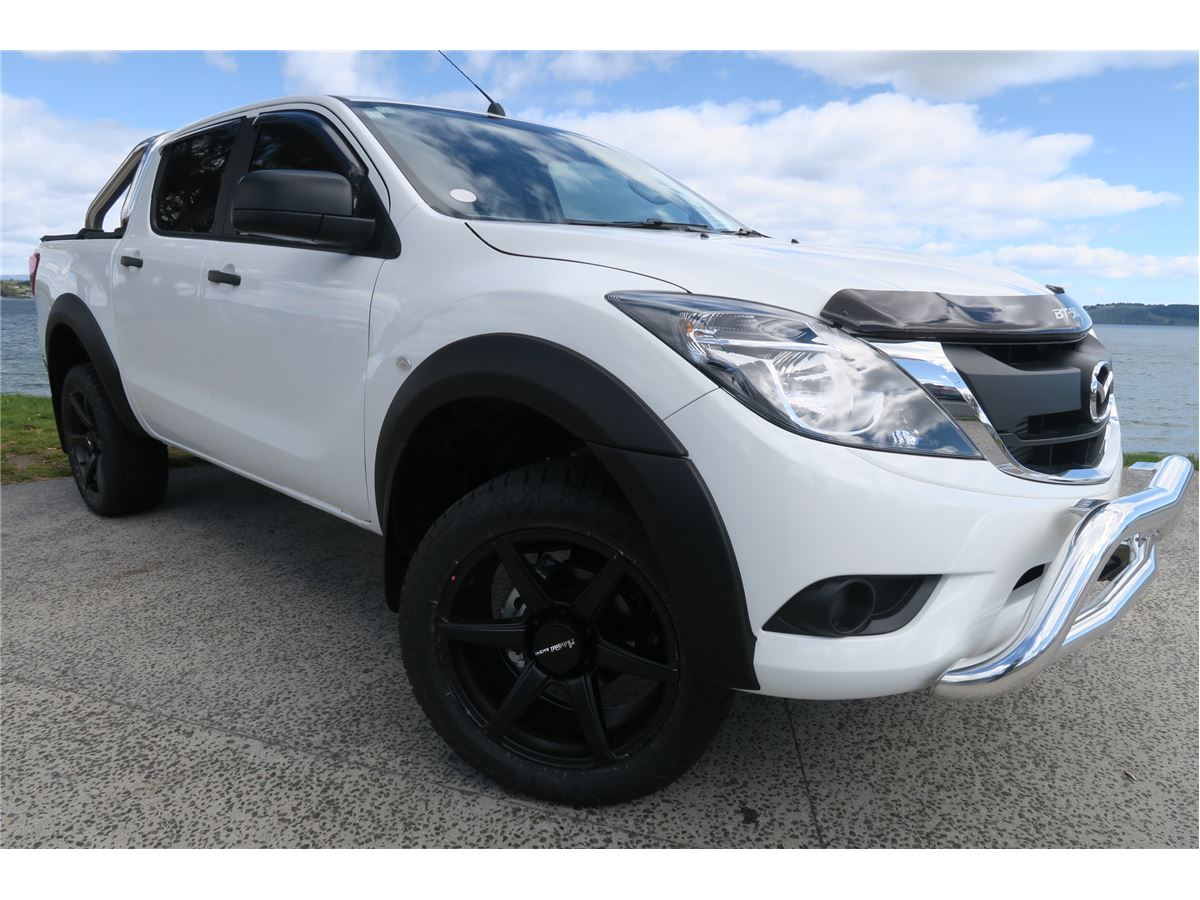 1139d182f86337 Mazda BT-50 GLX 2WD Auto 2019 - Central Motor Group - Taupo s ...