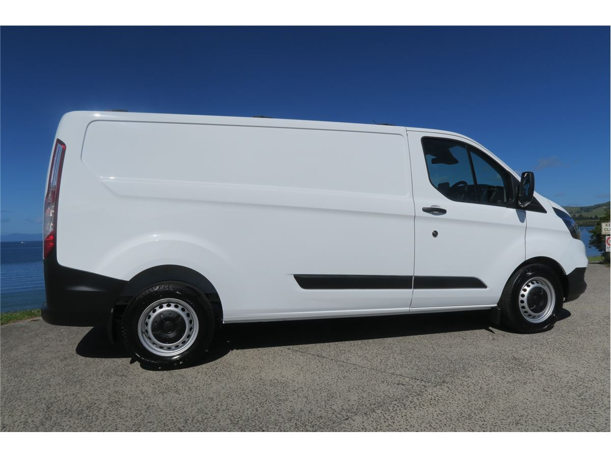 Ford Transit Custom Lwb Low Roof 2019 Central Motor