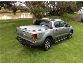 2017 Ford Ranger WILDTRAK From Dargaville
