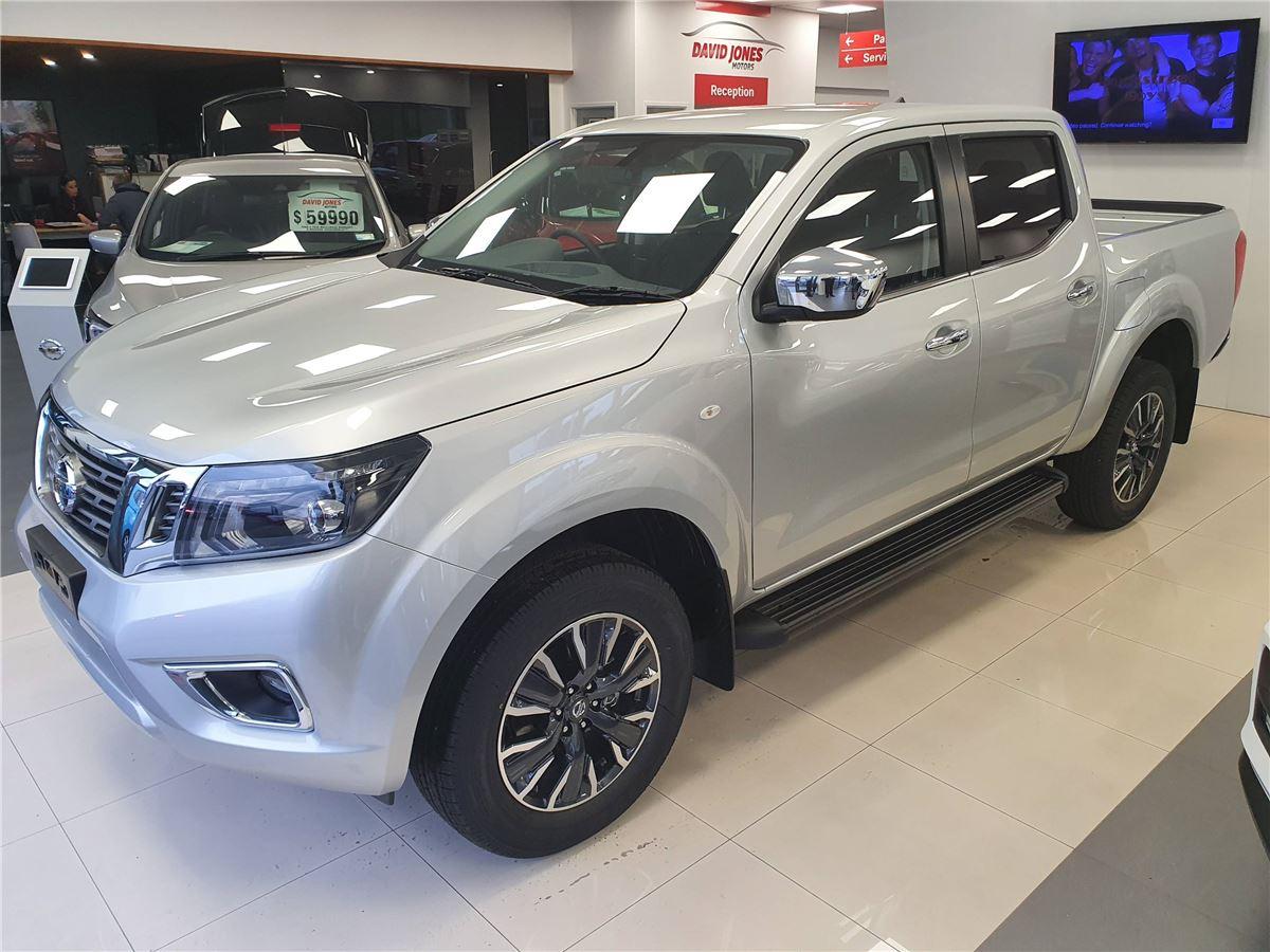 nissan navara st 2020 - whanganui's top new & used car