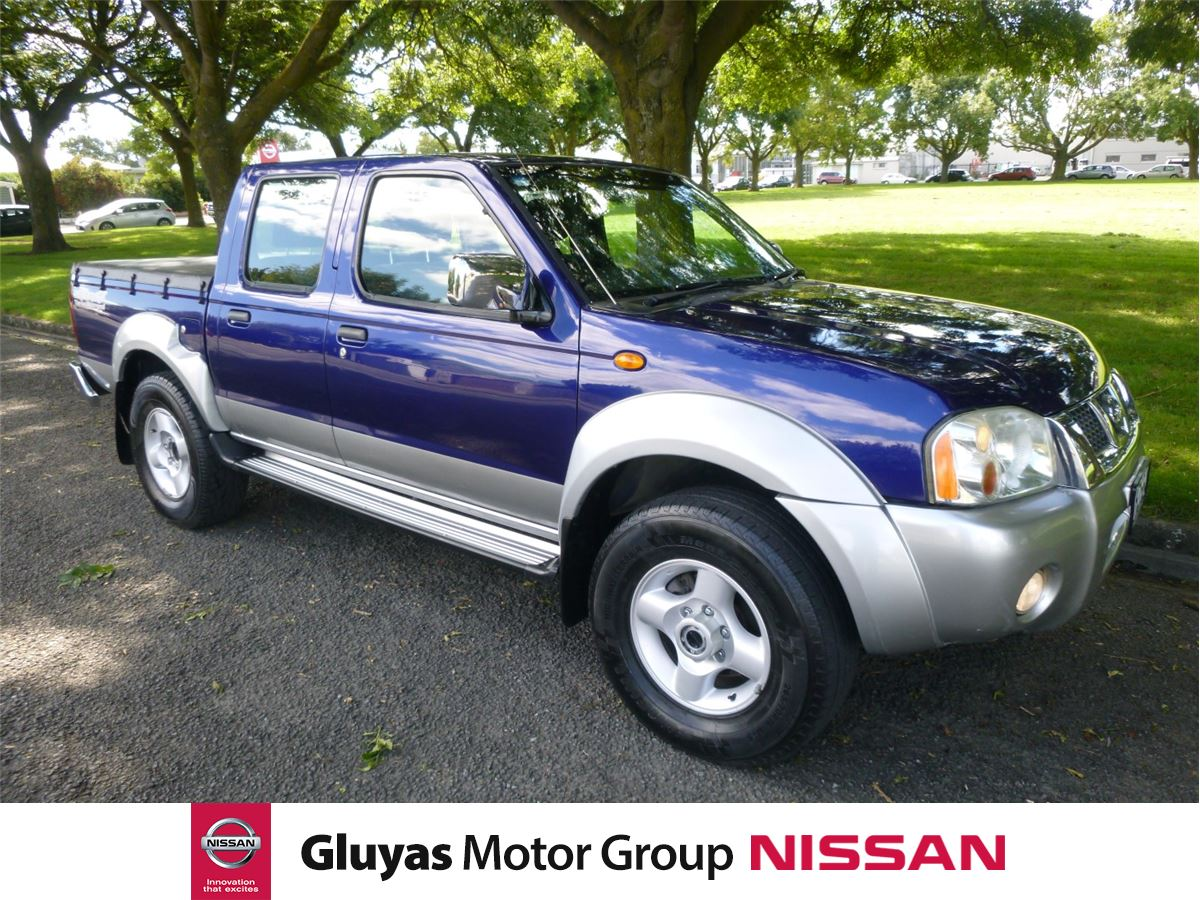 Nissan Navara D/C W/S VENT 2006 - Gluyas Nissan, New and Used Nissan  Vehicles in Ashburton - Nissan Parts and Service Specialists