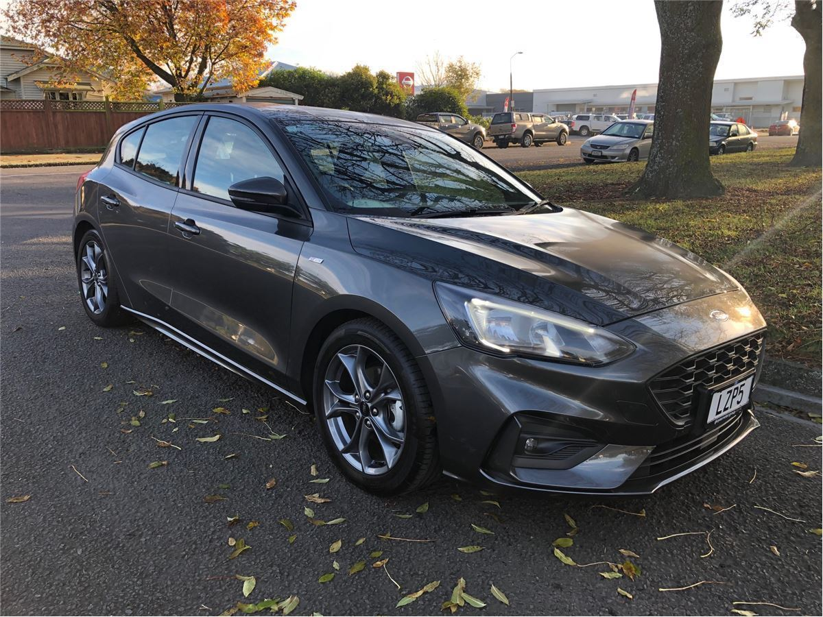 Ford Focus St Line 8 Speed Auto 2019 Ford Nissan Car