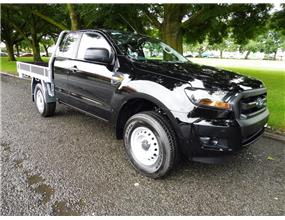 Ford Ranger XL 4WD SuperCab PX MkII 3.2TDCi 6MT 2018