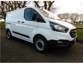 Ford Transit CUSTOM 300S Auto 5DR  2018