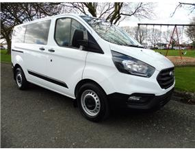 Ford Transit CUSTOM 300S Auto 5DR  2019