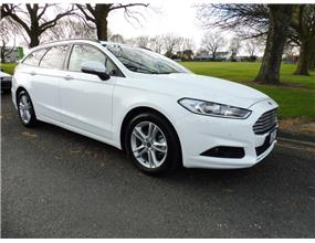 Ford Mondeo AMBIENTE 2.0 TDCi S/W 2017