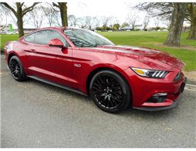 Ford Mustang V/8 5.0L GT FASTBACK  2016
