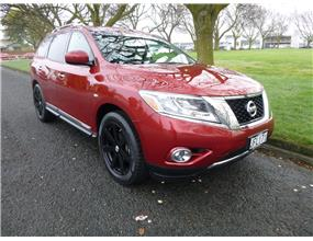 Nissan Pathfinder Ti 2015