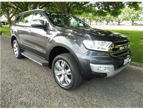 Ford Everest TITANIUM AWD 3.2TDCi 5DR  2017