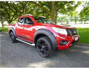 Nissan Navara ST-X 4WD 2018