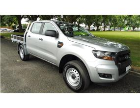 Ford Ranger XL 4WD D/CAB 3.2TDCi PX MkII 2018