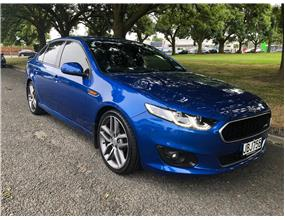 Ford Falcon XR6 FG-X  2015