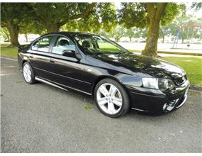 Ford Falcon BF2 XR6 4.0 Luxury Pack 2007