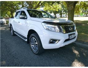 Nissan Navara ST-X 4WD 2016