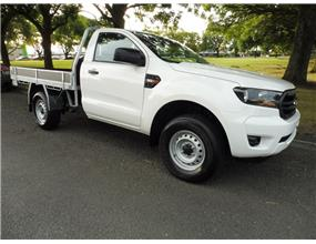 Ford Ranger XL 4WD Single Cab Flat Deck 3.2TDCi PX MkIII 2019