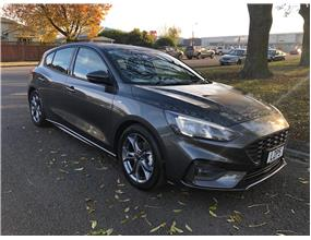 Ford Focus ST-LINE - 8 Speed Auto  2019