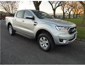 Ford Ranger XLT 4WD D/AB PX MkIII 3.2TDCi 6auto 2019