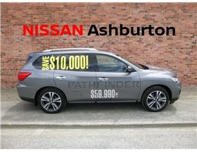 Nissan Pathfinder Ti 2019