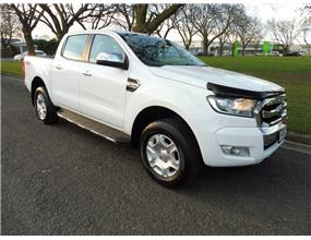 Ford Ranger XLT 4WD D/CAB PX MkII 3.2TDCi 2017
